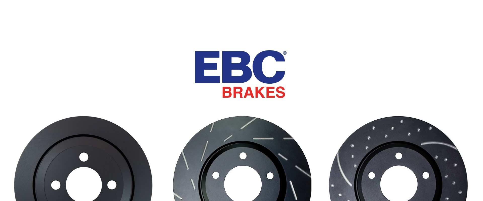 Automotive Brake Discs ดิสก์เบรค จานเบรค