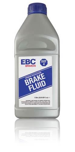 Dot 4 Brake Fluid 1l