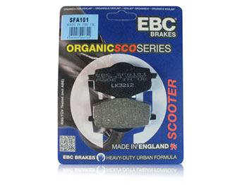 EBC Organic Scooter Pads
