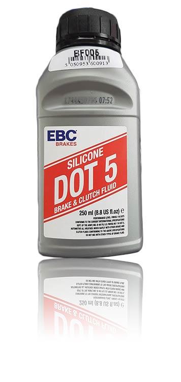 EBC Dot 5 Silicone Brake Fluid