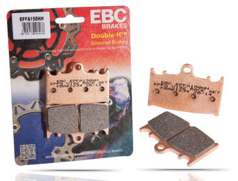 EBC Motorcycle Race Track Pads